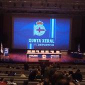Asamblea de Accionistas del Deportivo