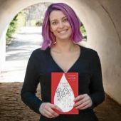 Raquel Sastre, autora de 'Risas al punto de sal'