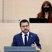 Pere Aragonès, El candidato de ERC a la presidencia de la Generalitat
