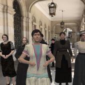 A Coruña en femenino