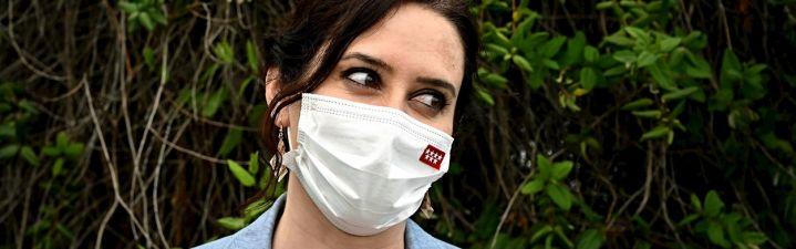 ¿Aprueba que se utilice la pandemia como arma electoral contra el gobierno de Ayuso?