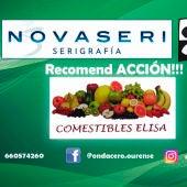 Recomend ACCIÓN!!! con Comestibles Elisa