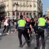 """Rubiño de Más Madrid, denuncia en redes la agresión de dos mujeres a la manifestación trans: """"Maricones, degenerados"""""""
