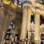 Jesús Nazareno titulado El Rico y la Virgen del Amor