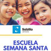 La empresa 'Salzillo, ha organizado una serie de actividades dirigidas a cubrir las necesidades de los más pequeños coincidiendo con el periodo vacacional