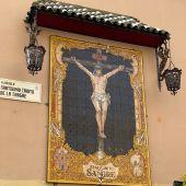 El nuevo azulejo de la Archicofradía de la Sangre