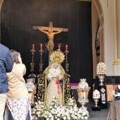 La Archicofradía de Expiración en la Iglesia de San Pedro