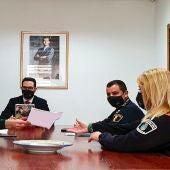 El concejal de Seguridad y Emergencias, Federico Alarcón, hace un llamamiento a la responsabilidad de todos los ciudadanos para que se respeten las medidas dictadas