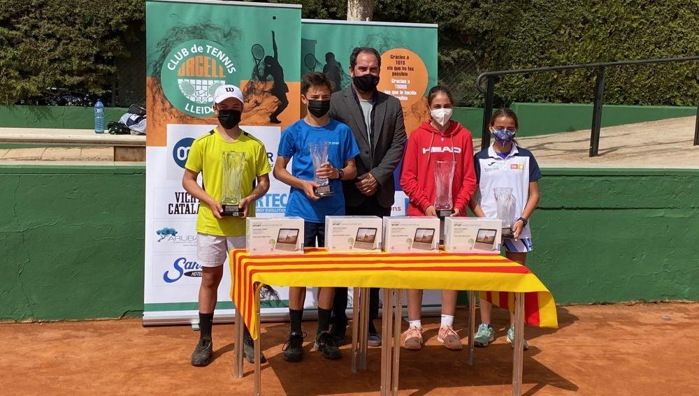 Dicho torneo es considerado el oficioso campeonato de España sub-13 y es sin duda el más importante del año en dicha categoría ya que reúne a las 20 mejores raquetas por invitación