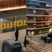 Tiroteo en plena calle en el barrio madrileño de Ciudad Lineal