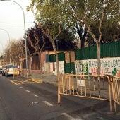 Calle Santa María de Alarcos