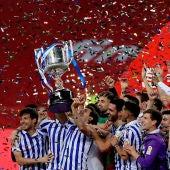 La Real Sociedad gana la Copa del Rey