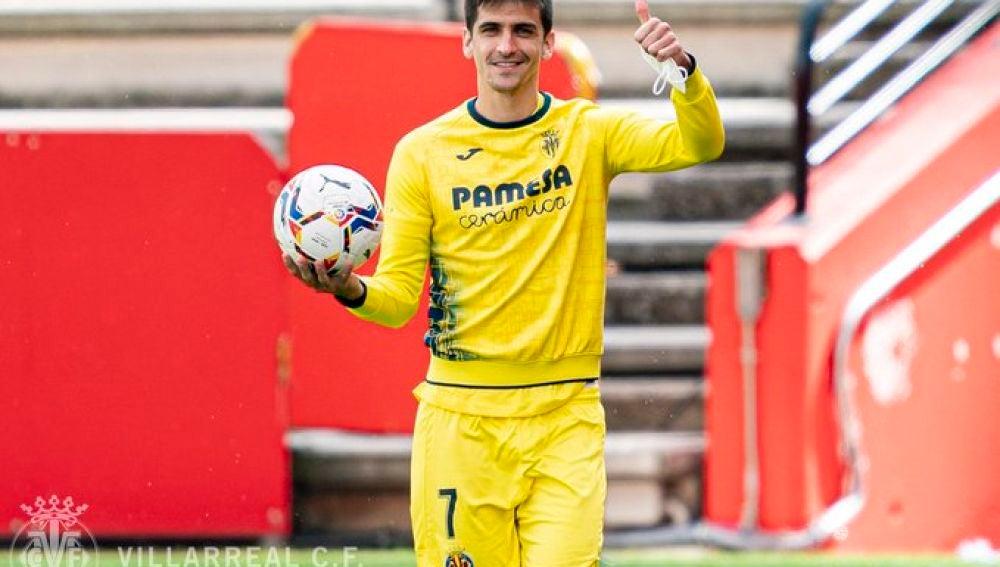 Gerard dispara las opciones europeas del Villarreal