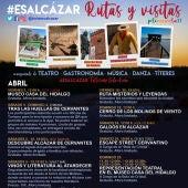 Rutas Primavera en Alcázar
