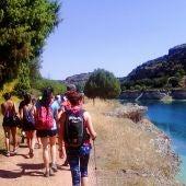Una ruta senderista por el Campo de Montiel