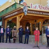 La Abubilla abre como residencia dejando atrás un año como centro covid