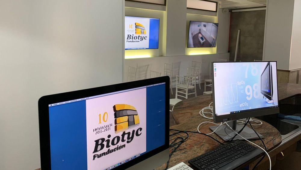 Imagen del nuevo Centro de Simulación