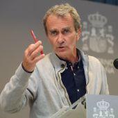 """Fernando Simón explica que la variante británica """"nos puede estar favoreciendo"""" al ocupar el sitio de la brasileña y sudafricana"""
