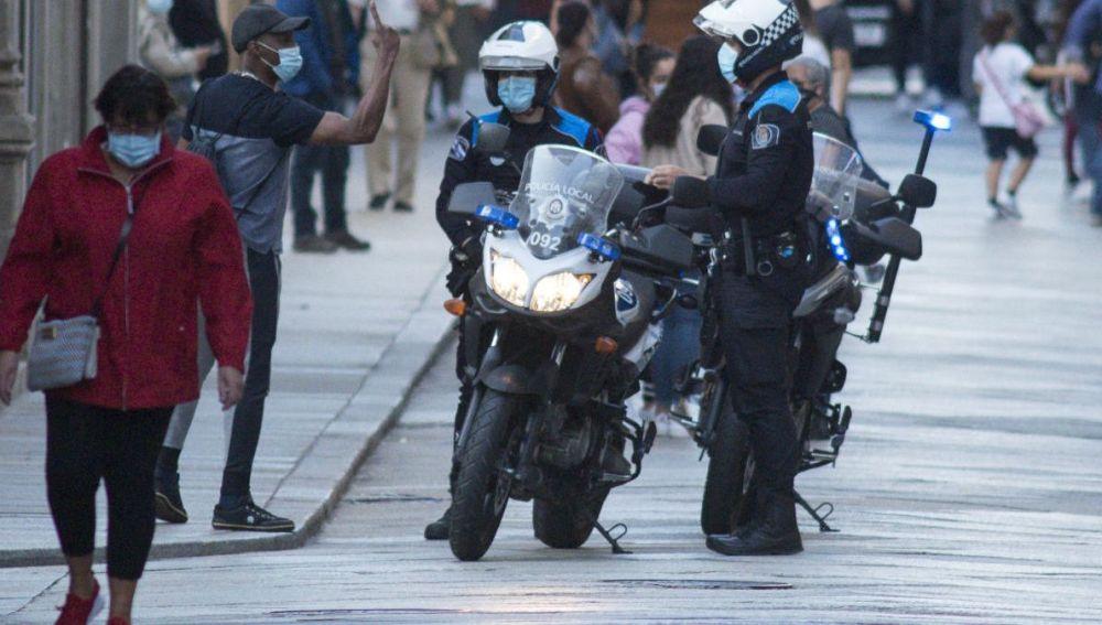 La Policía Local de Badajoz interpone 179 denuncias en Semana Santa
