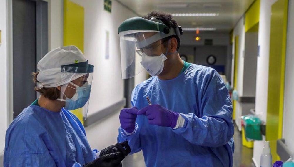 Covid-19: 2 personas fallecidas y 204 nuevos casos en CLM