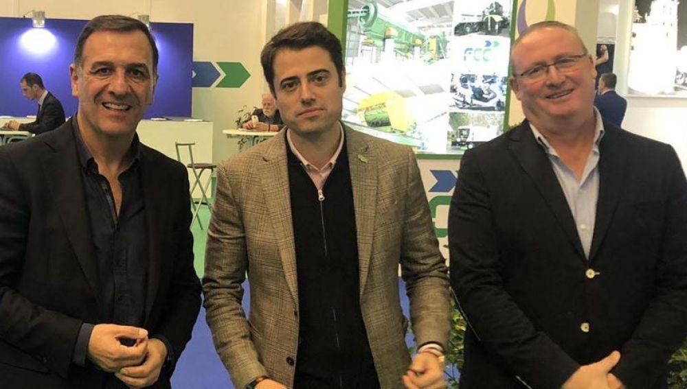 En Badajoz habrá estabilidad, dice el alcalde Francisco Javier Fragoso sobre Alejandro Vélez, uno de los que han abandonado Vox