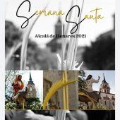 Cartel Semana Santa Alcalá de Henares 2021