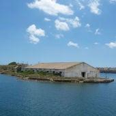 La recuperación del islote permitirá la creación de una escuela de vela latina.