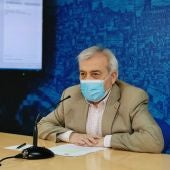 Juan José Pérez del Pino, concejal de Seguridad Ciudadana