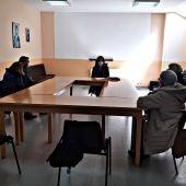 Grupos de ayuda y atención de Cáritas Segovia
