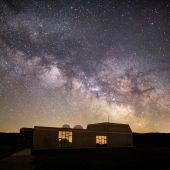 Observatorio de Pena Trevinca