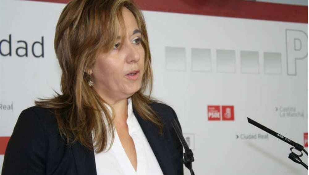 Jacinta Monroy, alcaldesa de Argamasilla de Calatrava