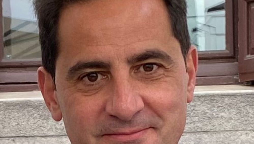 Albino Escribano, presidente del Colegio de Abogados