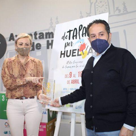 Presentación de la ruta 'de tapas por Huelva' 2021