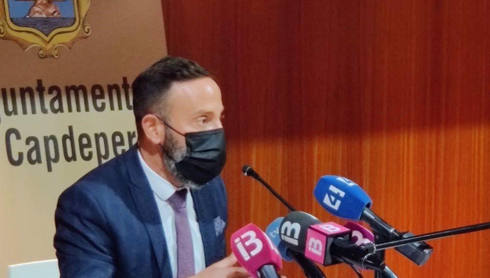 """El alcalde de Capdepera rompe relaciones con la Guardia Civil tras afirmar que la actuación """"ha sido bastante tibia"""""""