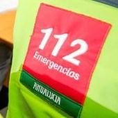 Chaleco de 112 Andalucía
