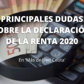 Dudas sobre la declaración de la Renta en Más de Uno Ceuta