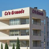 El complejo residencial para mayores Ca'n Granada en Palma.