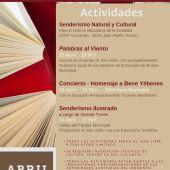 Senderismo, música y lecturas al aire libre centrarán las Jornadas Culturales de Miguel Esteban
