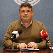 Daniel Manrique, delegado de Hacienda de Rota