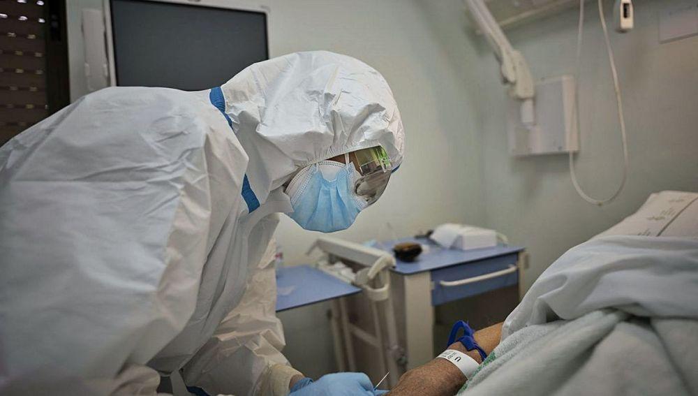 Covid-19: Una persona fallecida y 204 casos en las últimas 24 horas en CLM