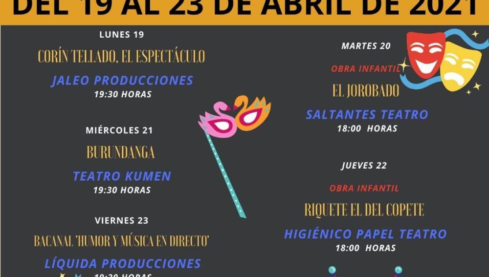 XIX Semana del Teatro de Cangas del Narcea