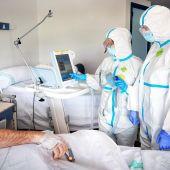 Covid-19: 6 personas fallecidas y 494 casos en Castilla-La Mancha