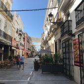 Calle Luna, en El Puerto de Santa María