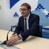 Adrián Pumares, portavoz de Foro Asturias en la JGPA