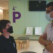 Un niño de 11 años de Monzón se cura de la epilepsia gracias a una técnica novedosa de laser