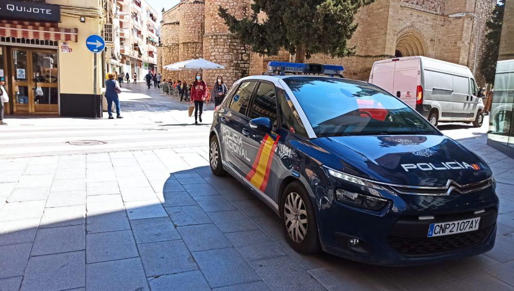 El robo se produjo en Ciudad Real pero lo autores fueron detenidos en Puertollano