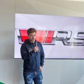 José Antonio Suárez, 'Cohete', piloto de rallys