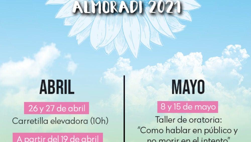 Desde la concejalía de Juventud, dirigida por Kevin Cabrera, se ha presentado el nuevo proyecto denominado ''Primavera formativa''