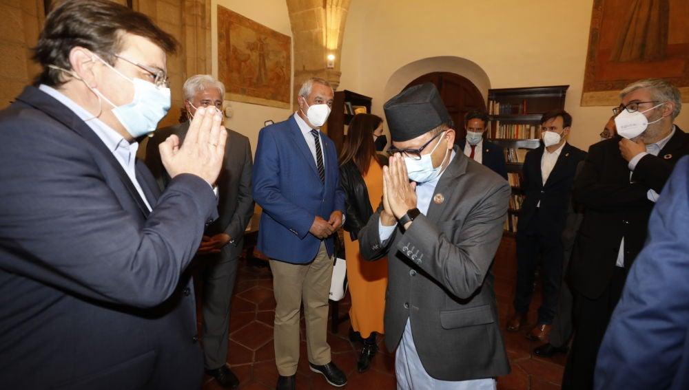 Las Jornadas sobre la Paz sitúan a Cáceres en el epicentro de la concordia entre los pueblos