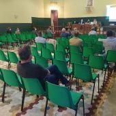 Reunión consejo agrario de Castellón.